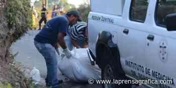 Joven fallece mientras disputaba un partido de fútbol en Sensuntepeque - La Prensa Grafica