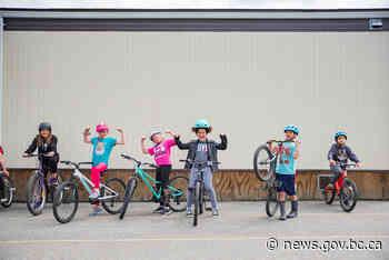 Cycling classes coming to Victoria, South Coast schools | BC Gov News - BC Gov News