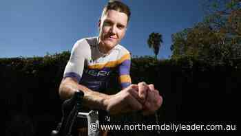 Cycling: Sam Hill chasing his pro dream through Zwift Academy Road program - The Northern Daily Leader