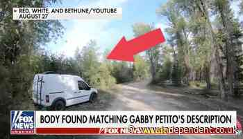 Gabby Petito: Travel blogger reveals 'chilling' moment she found van and led police to missing influencer's body