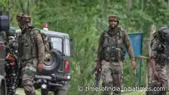 Terror plot averted by security forces in J&K's Budgam