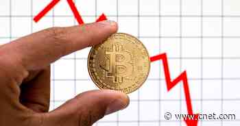 Bitcoin falls to nearly $40K amid fears of China debt crisis     - CNET