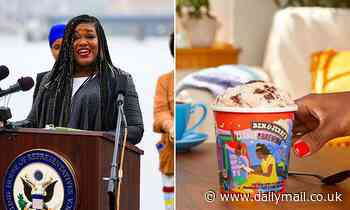 Super-woke Ben & Jerry's releases Change is Brewing flavor in support of Cori Bush safety bill
