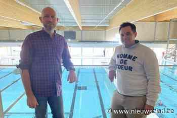 """Door vertraging van ramen moet opening nieuwe horecazaak in zwembad tot 20 oktober wachten: """"Maar we kijken er - Het Nieuwsblad"""