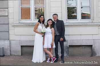 Nathalie en Marc in Gingelom