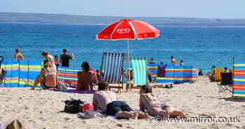 UK weather forecast: Last day of summer before temperature plummets 20C in storms