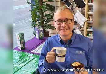 Hobkirks Sewing Machine shop hosts week-long coffee morning for Macmillan