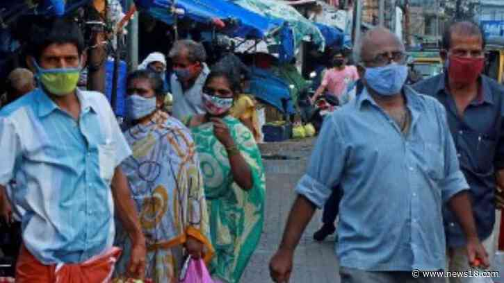 Coronavirus LIVE Updates: India Reports 26,115 New Cases, 252 Deaths in Last 24 Hours - News18