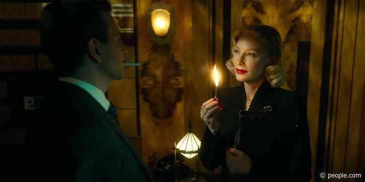 See Bradley Cooper and Cate Blanchett in Dark Trailer for Guillermo de Toro's Nightmare Alley - PEOPLE