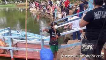 Villarrica: Masiva participación en competencia de pesca - ÚltimaHora.com