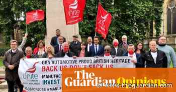 We tried to transition to green jobs, but the bosses are closing our car factory down - The Guardian