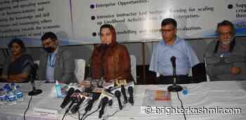 JKRLM to create over 35000 jobs in J&K under programme SAATH: Dr Sehrish - Brighter Kashmir