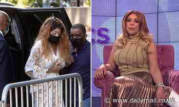 Wendy Williams was 'drinking every day before being taken to hospital for psychiatric evaluation'
