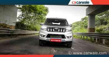 Mahindra hikes prices of Bolero Neo, Scorpio and Marazzo by up to Rs 30,000 - CarWale