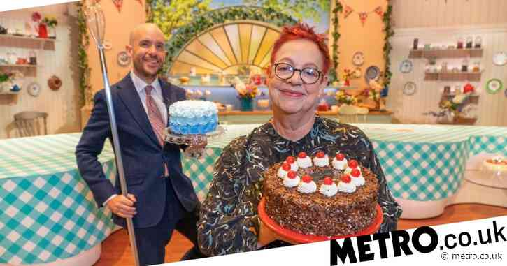 Where happens to leftover food on Great British Bake Off?
