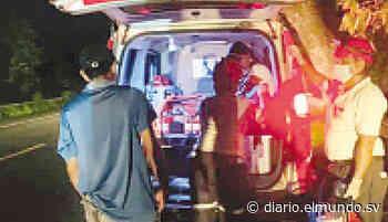 Tres heridos en múltiples accidentes de tránsito en San Salvador - Diario El Mundo