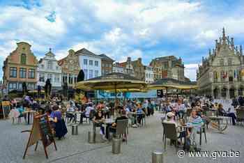 Mechelen laat coronaterrassen deze winter staan, Antwerpen e... - Gazet van Antwerpen