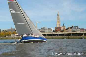 Zeilen op de Schelde: Antwerp Race luidt het herfstseizoen in - Het Nieuwsblad