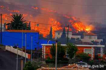 Wilrijkenaar getuigt over vulkaanuitbarstingen op La Palma: ... (Wilrijk) - Gazet van Antwerpen