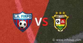Luis Angel Firpo y Santa Tecla no se sacaron ventaja y terminaron sin goles - infobae