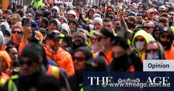 Anti-vax, far-right activists undermining Australians' health, safety