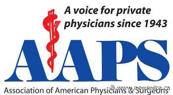 Quality of American Medicine Threatened, States President of the Association of American Physicians and Surgeons (AAPS)
