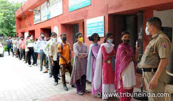 Seven contract coronavirus in Chandigarh - The Tribune India