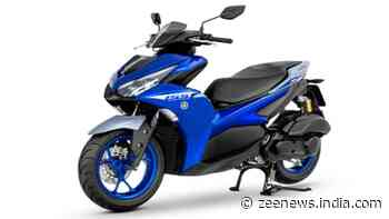 Yamaha Aerox 155 India to launch at Rs 1.3 lakh: Check features and more