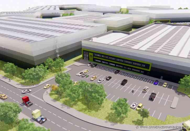 SEGRO to start £300m Derby food production hub
