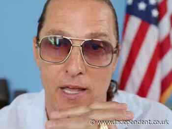 Texas governor Greg Abbott trailing Oscar-winner Matthew McConaughey in new poll