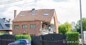 Woning in Lot stort gedeeltelijk in bij werkzaamheden | Beersel | hln.be - Het Laatste Nieuws
