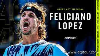 The Endurance Of Feliciano Lopez - ATP Tour
