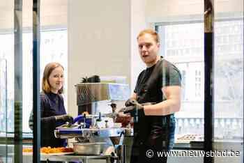 """Gentse chocolatier Jannes (29) is beste van Vlaanderen: """"Ik wil de beste van het land worden"""""""