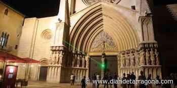 'La llum de Santa Tecla' ya ilumina la ciudad de la Catedral al Balcón - Diari de Tarragona