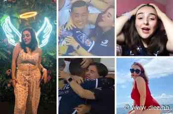 Aficionada de Monterrey se hizo viral por abrazar a Funes Mori y revela cómo huele el delantero - Diez.hn