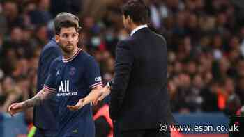 Messi subbed but PSG find a way as Liverpool impress