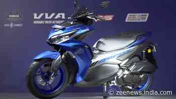 Yamaha Aerox 155 and R15 bike unveiled in India: Check price, specs, features and more