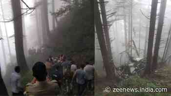 Army chopper goes down in Udhampur, two pilots injured