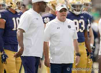 Notre Dame Football vs. Purdue: 3 Surprises from the Week 3 victory - Slap the Sign