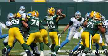 Monday Night Football open thread: Lions at Packers - Field Gulls