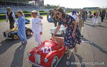 Goodwood Revival 2021 in pictures — the celebrities, cars and outfits of the world's greatest historic racing festival - Sunday Times Driving