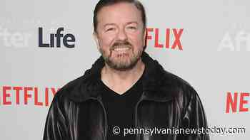 Ricky Gervais reveals fear of shocking AfterLife scenes   Celebrities - Pennsylvanianewstoday.com