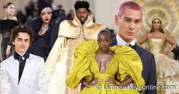 Celebrities dazzle at 2021 Met Gala fundraiser – The Hawkeye - The HawkEye