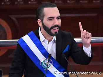 El Salvador president declares himself 'dictator' in response to first mass protests
