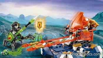 LEGO might have set expectations too high for NEXO KNIGHTS - Brick Fanatics
