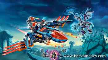 LEGO NEXO KNIGHTS was first pitched as futuristic pirates - Brick Fanatics