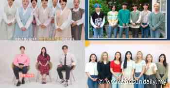 South Korean celebrities wish fans a happy Chuseok - The Sun Daily