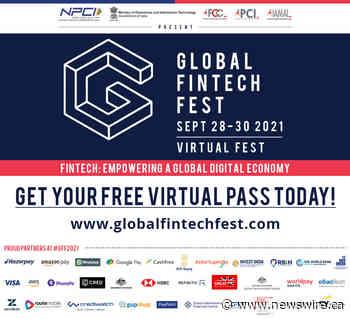 La India acogerá el mayor festival virtual de tecnología financiera del mundo del 28 al 30 de septiembre