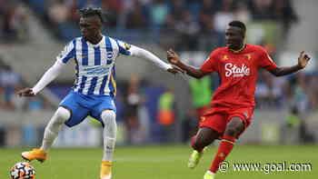 'I am happy at Brighton' - Arsenal & Manchester United-linked Bissouma updates on future