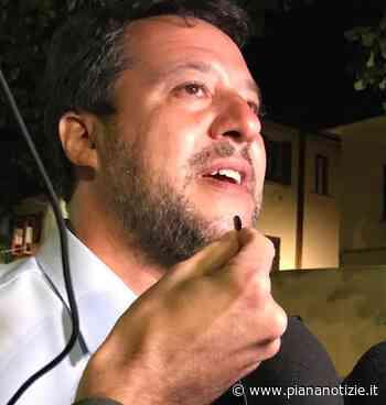 """Salvini a Sesto Fiorentino """"La Lega c'è con il Centrodestra unito. Si riparte da qui"""" - piananotizie.it"""